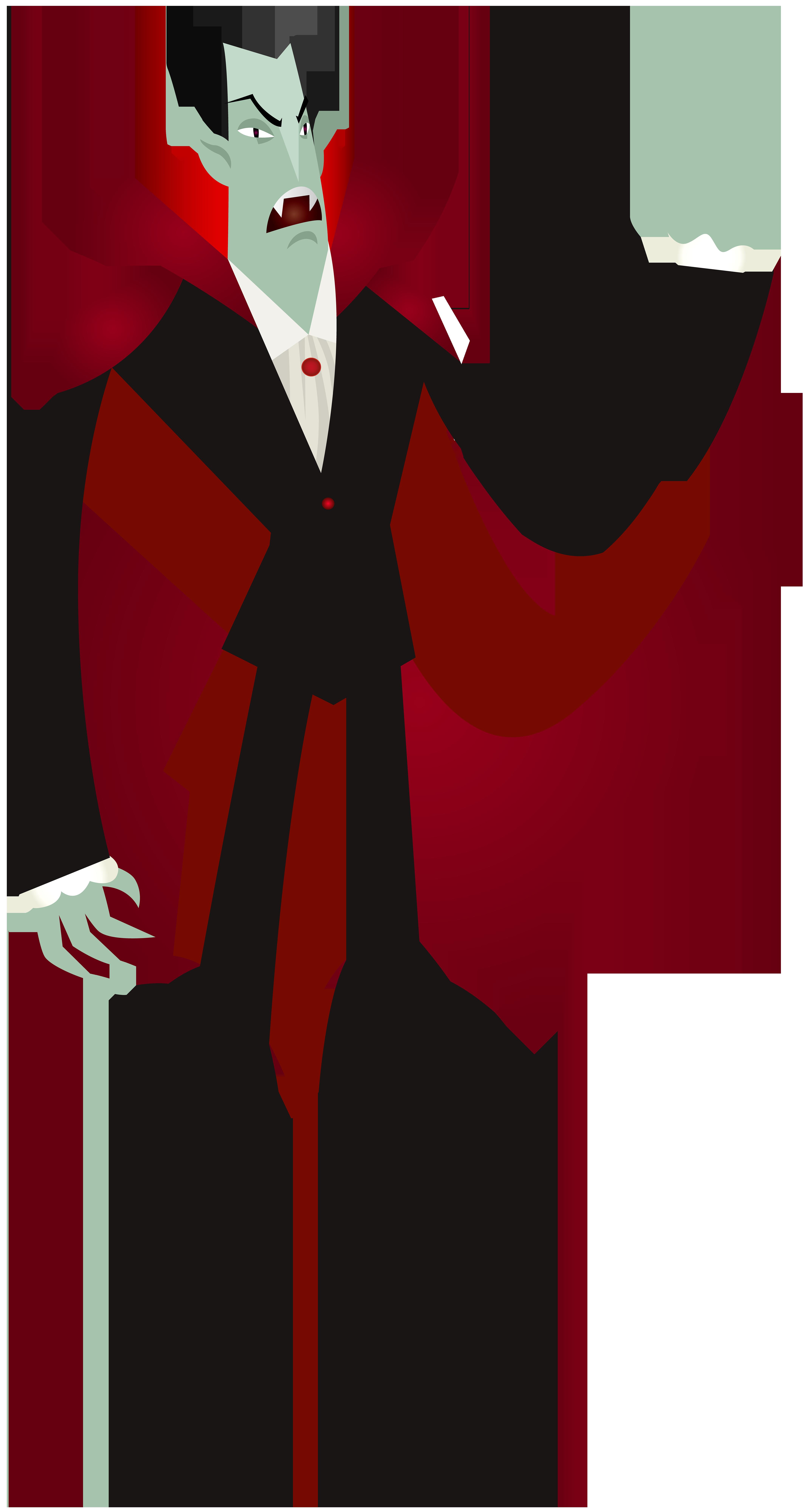 Vampire png clip.