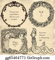 Vintage mermaid clip.
