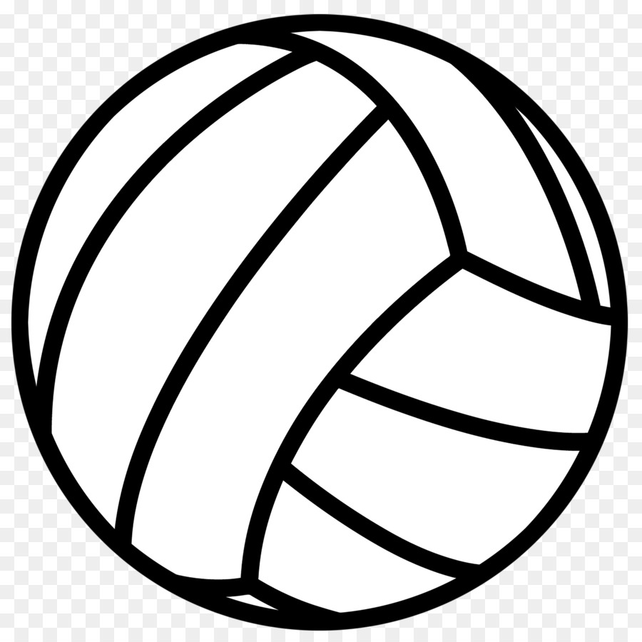 Volleyball Cartoon clipart