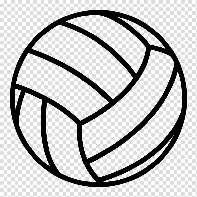 Volleyball computer icons.