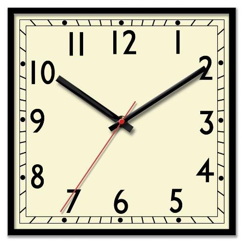 Square Clipart Clock
