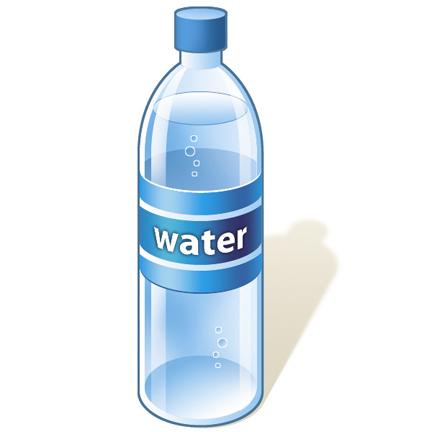 Best Water Bottle Clipart