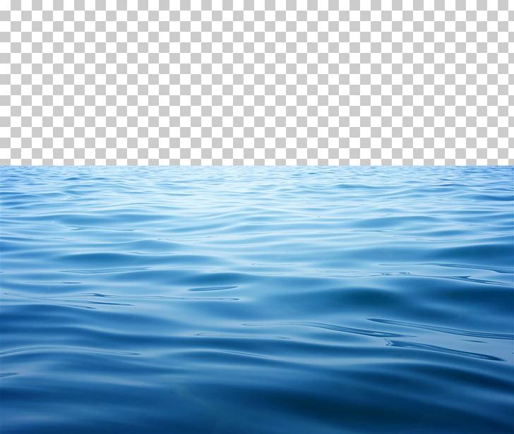 World ocean water.