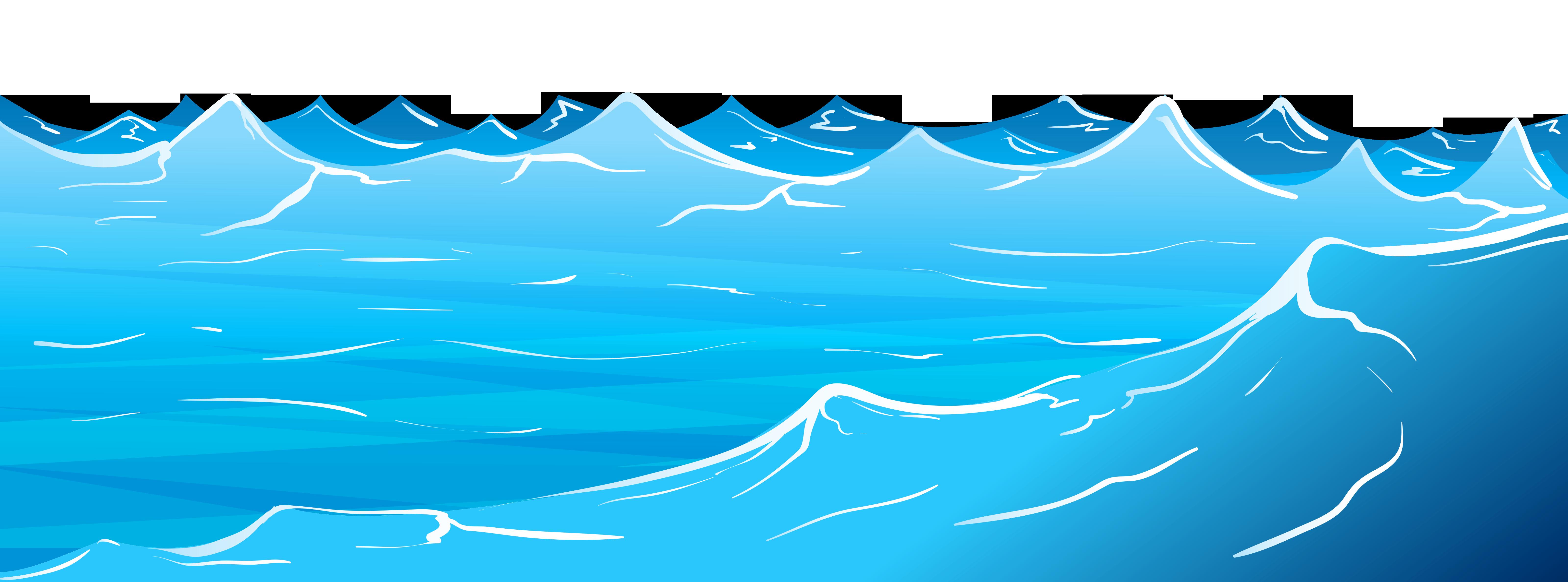 What ocean water.