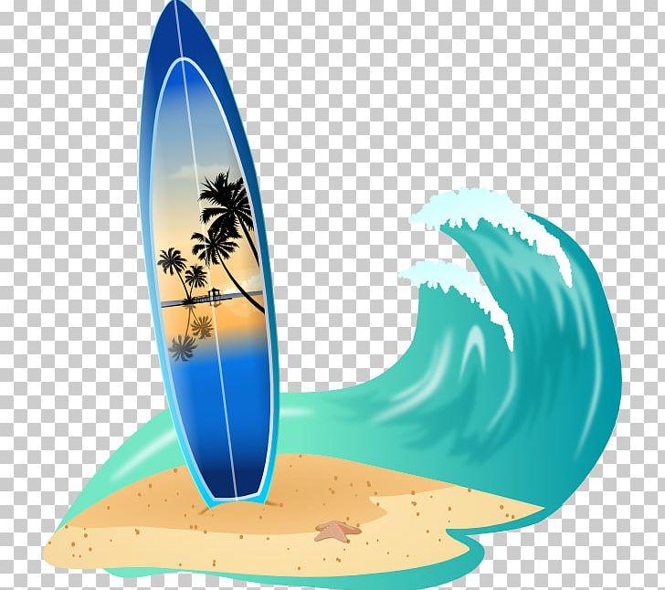 Surfboard big wave.