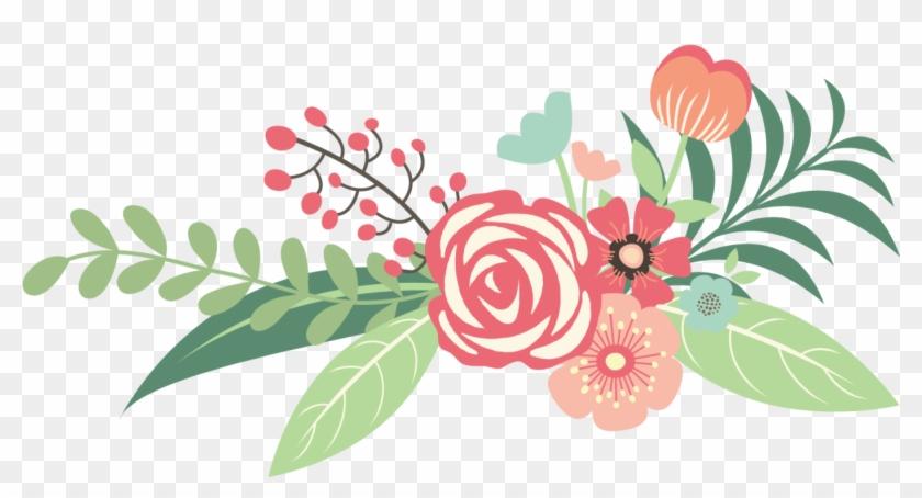 Flower bouquet wedding.