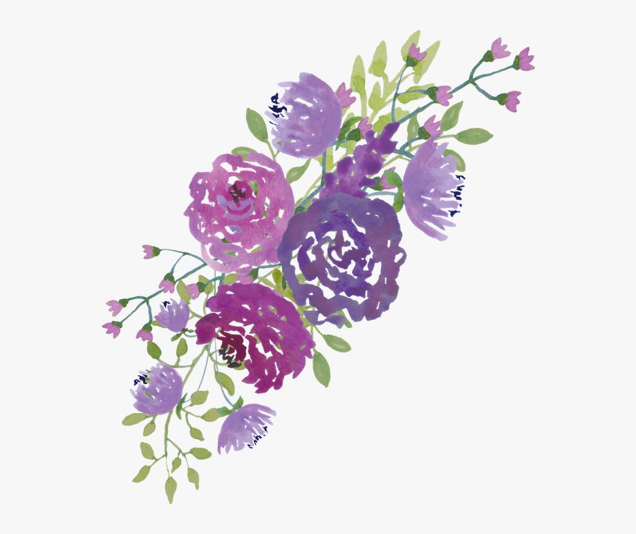 Wedding flower clipart.