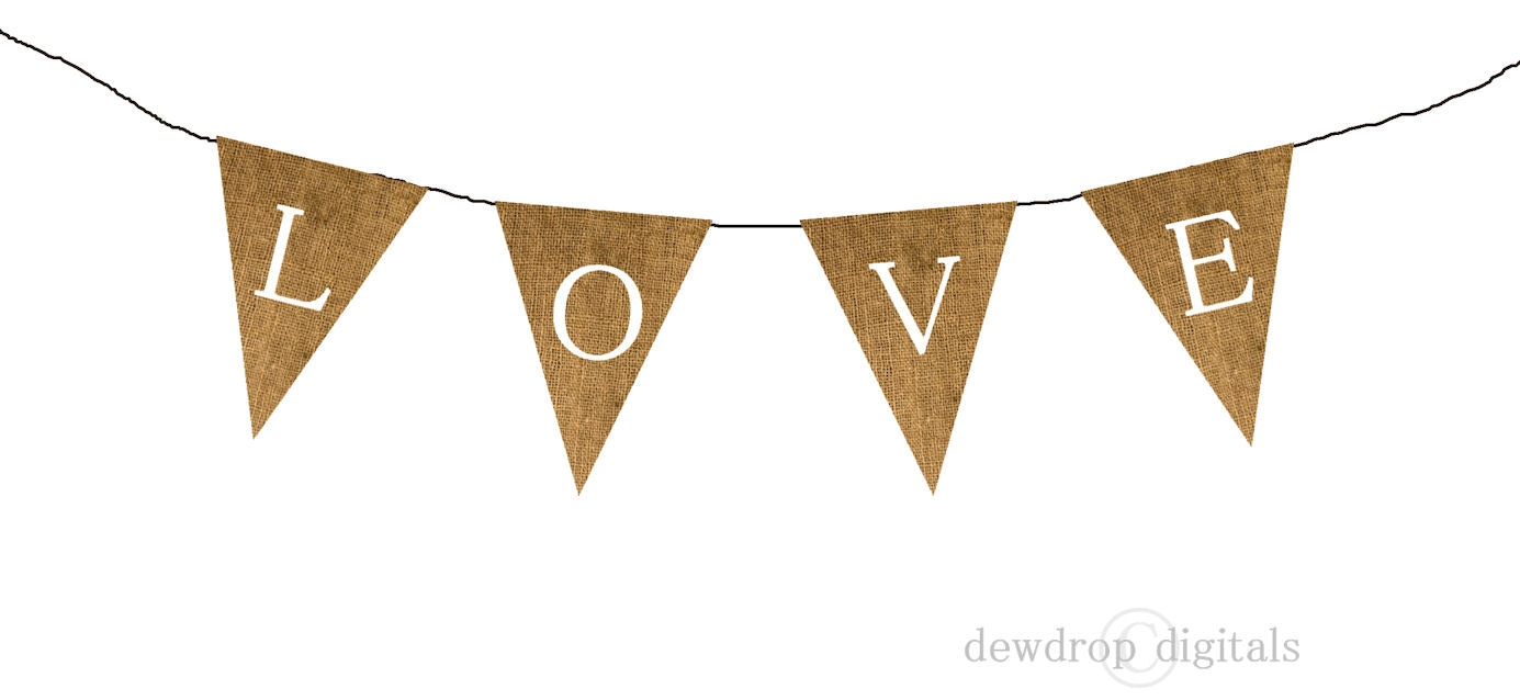 Free rustic wedding cliparts.