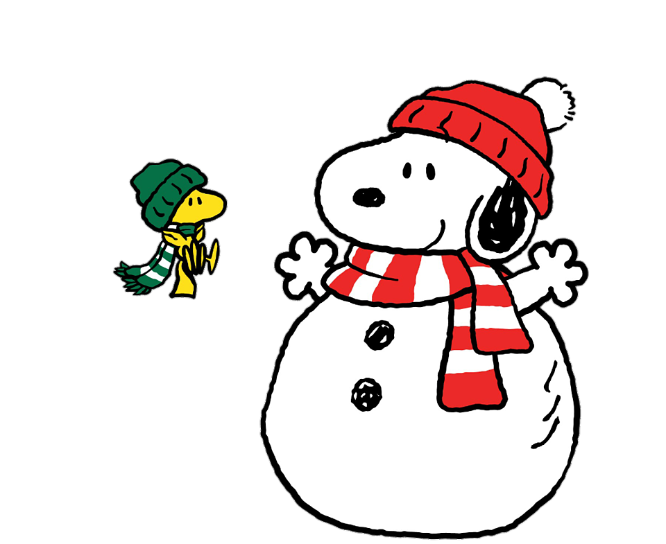Peanuts winter images.