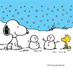Free snoopy winter.