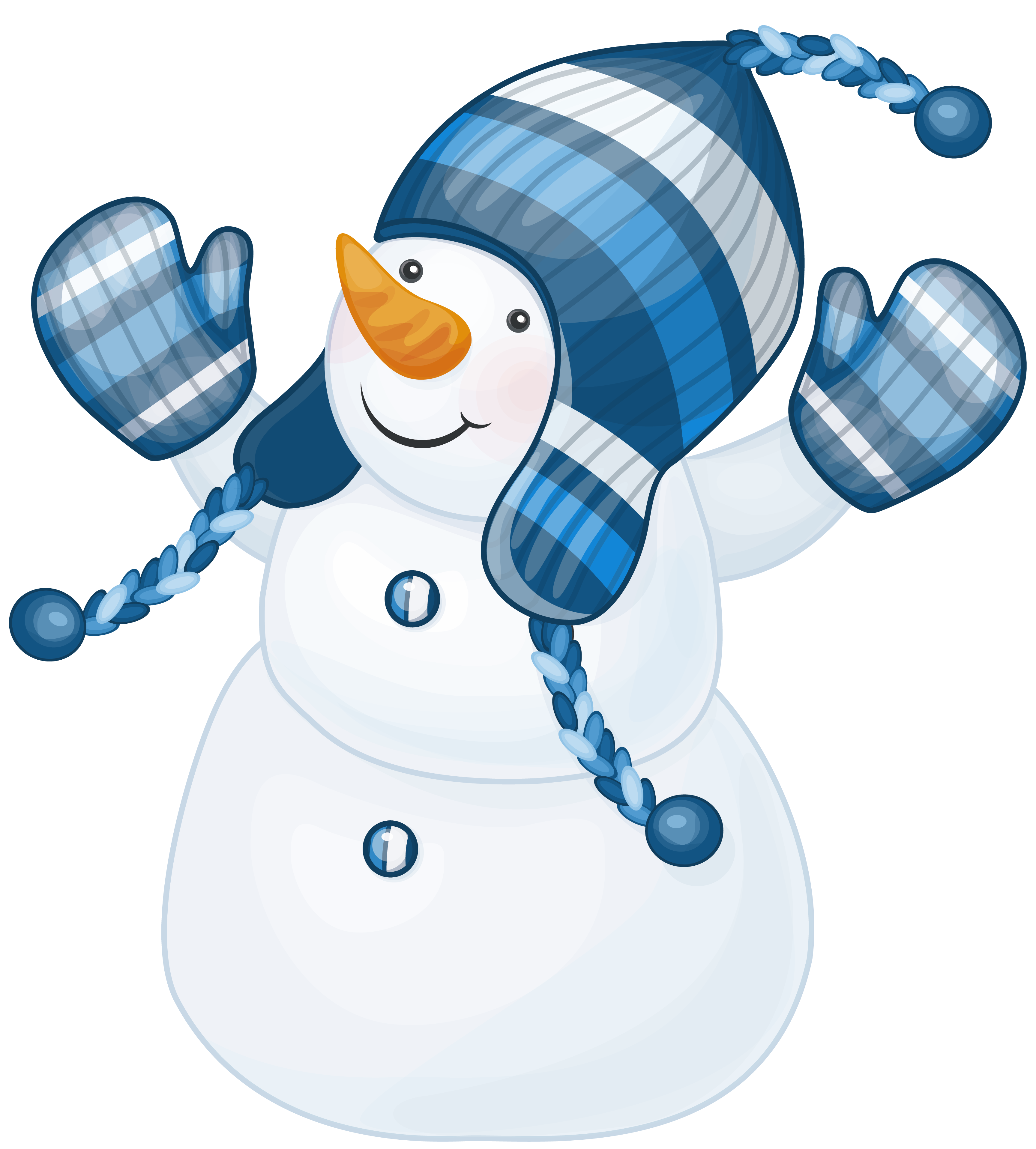 Free pictures snowman.