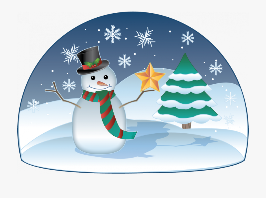 Real snowman png.