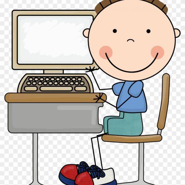 Computer Class Clipart For Kids
