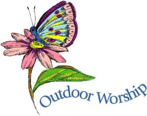Outdoor Worship and Lunch