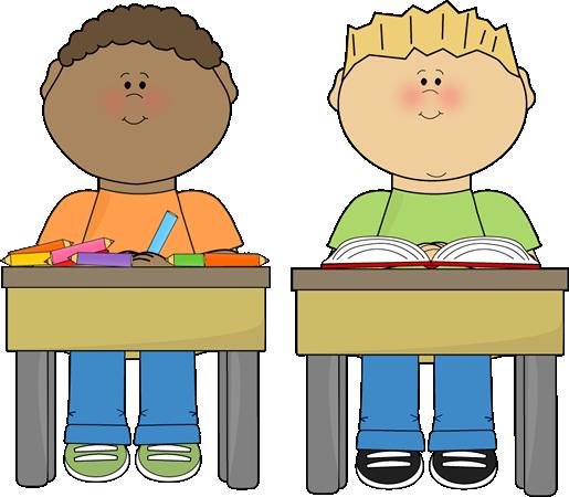 Children writing clipart independent. School kids clip art