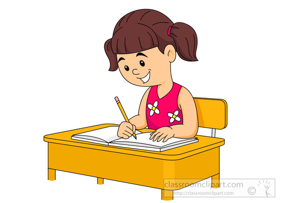 Write free writing clipart pictures