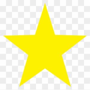 Starburst clipart yellow.
