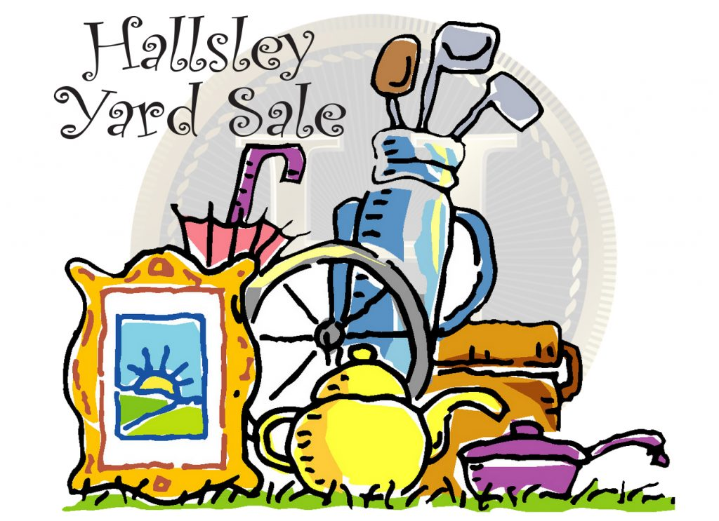 Hallsley community yard.