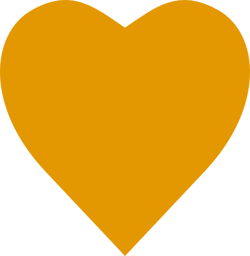 Free Yellow Heart Cliparts, Download Free Clip Art, Free
