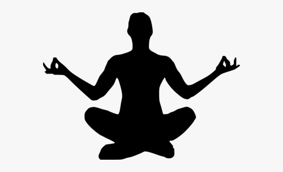 yoga clipart male