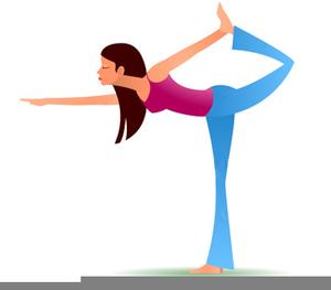 Animated Yoga Clipart