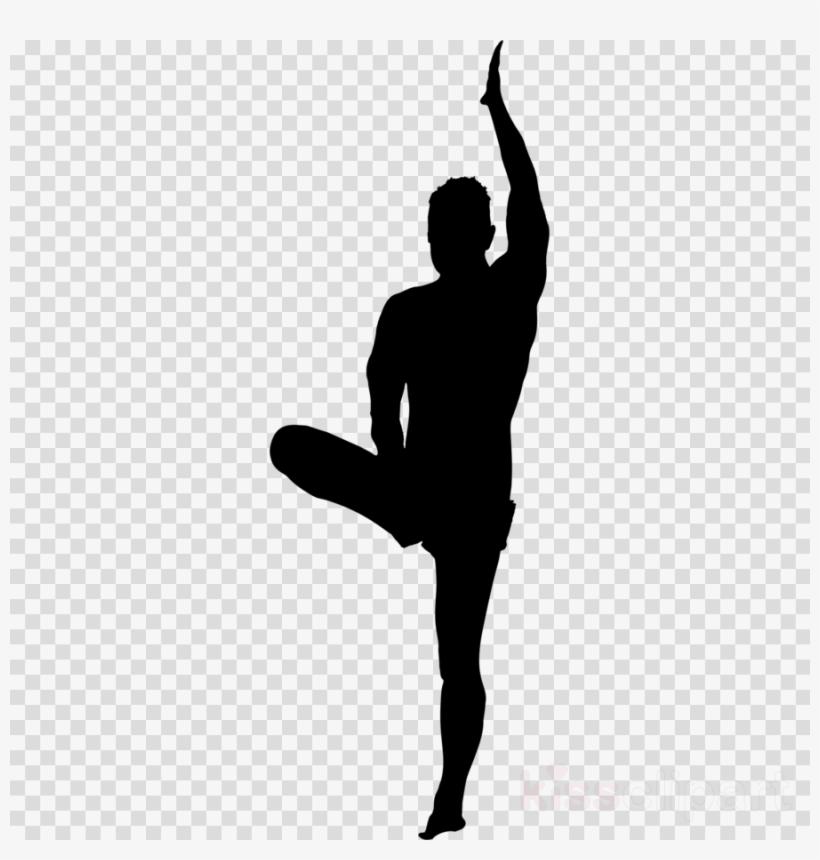 Yoga clipart male. Yoga clipart male. Poses silhouette clip art