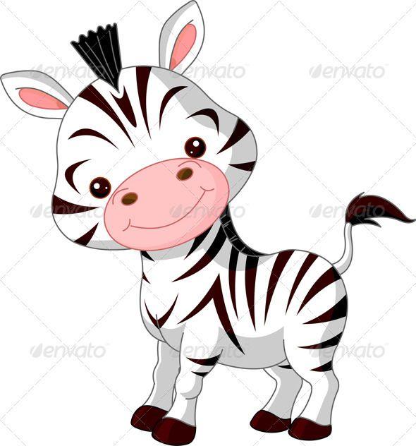 Fun zoo zebra.