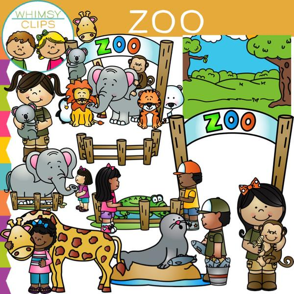 35 zookeeper clipart.